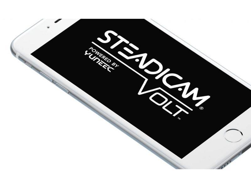 Steadicam Steadicam Volt elektr. Handheld Stabilisator, schwarz