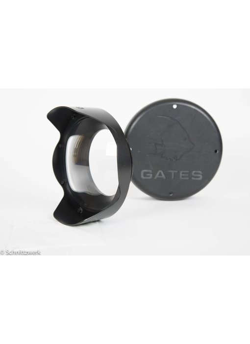 Gates Underwater Products SP-44C Standard (Dome) Port, #75-25-002