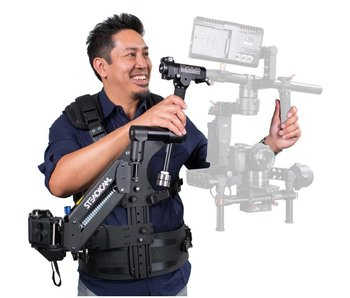 Steadicam Steadimate SDM-15 - A-15 System for Motorized Gimbals