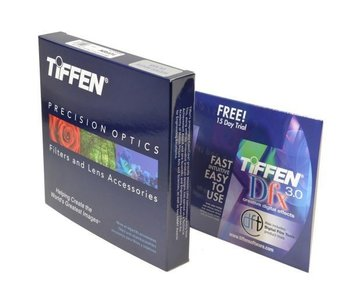 Tiffen Filters 4x4 Clear/Tropic Blue 1 Hard Edge (HE) Filter - 44CGTB1H