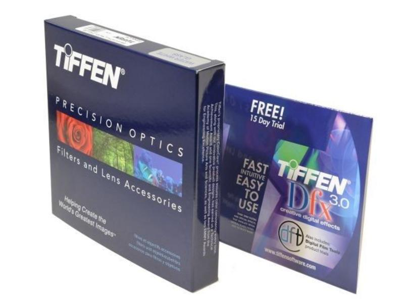 Tiffen Filters 4x4 Clear/Tropic Blue 1 Soft Edge (SE) Filter