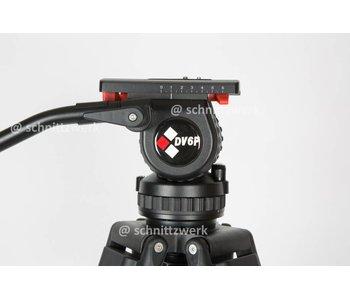 Camgear DV-6P CF GS75, Traglast bis 10kg, Demo Artikel