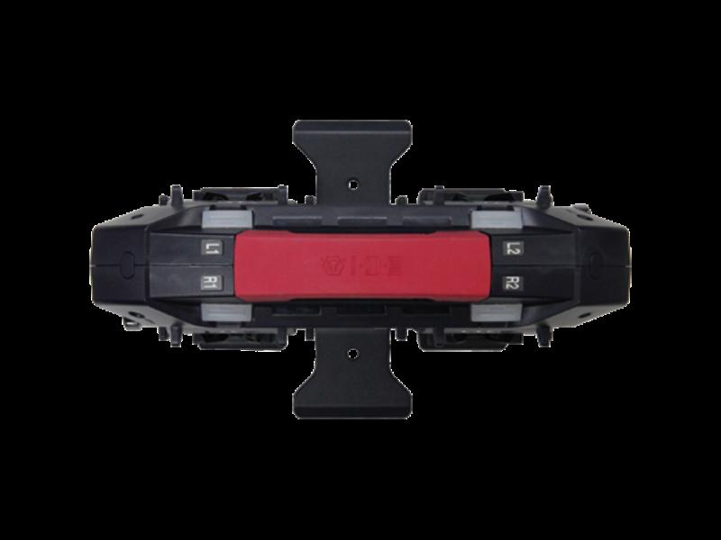 IDX VL-4X - 4-fach Ladegerät für V-Mount Li-Ion Akkus