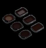 Tiffen Filter Osmo Pocket 6 Filter ND Kit /  ND4, ND8, ND16, ND4PL, ND8PL, ND16PL