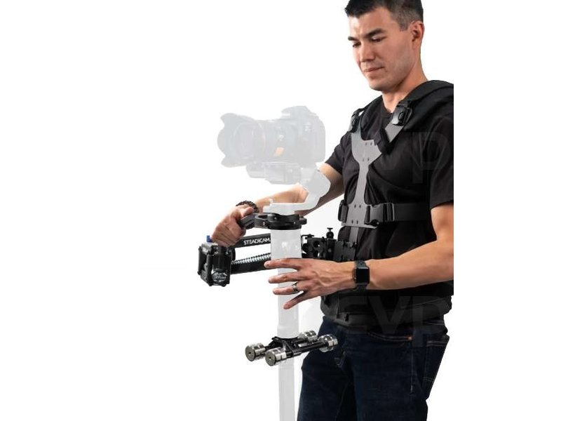 Steadicam Steadimate-S 30 System inkl. A-30 Arm & Weste