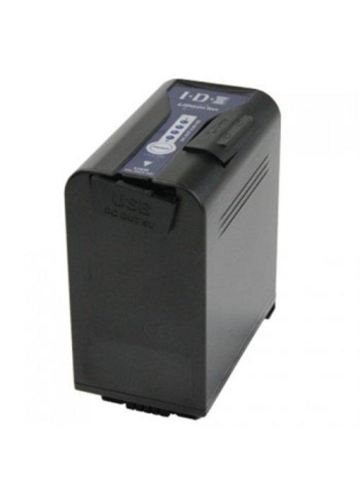 IDX SL-VBD 96 (9600mAh AU-EVA1 Kamera Akku)