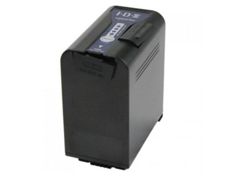 IDX SL-VBD96 (9600mAh AU-EVA1 Kamera Akku)