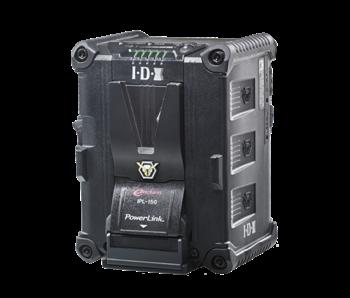 IDX IPL-150 - 143 Wh, 14,4 V, USB-Port und zwei D-Tap ...