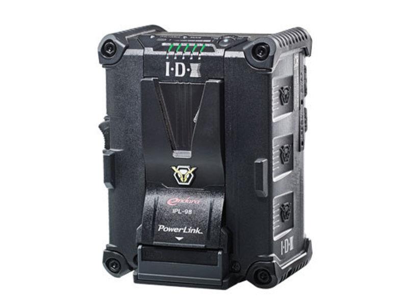 IDX  IP-98/1 - IPL-98 Akku & VL-DT-1 Ladegerät
