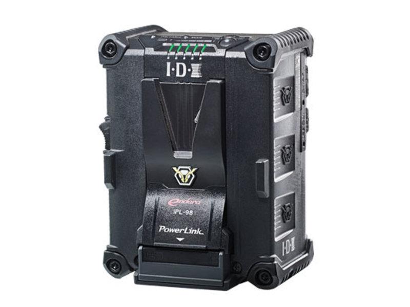 IDX  IP-98/2000S - IPL-98 Akku & VL-2000S Ladegerät