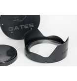 Gates Underwater Products FP-80 Flat Port / Acryl # 90-25-103 gebraucht