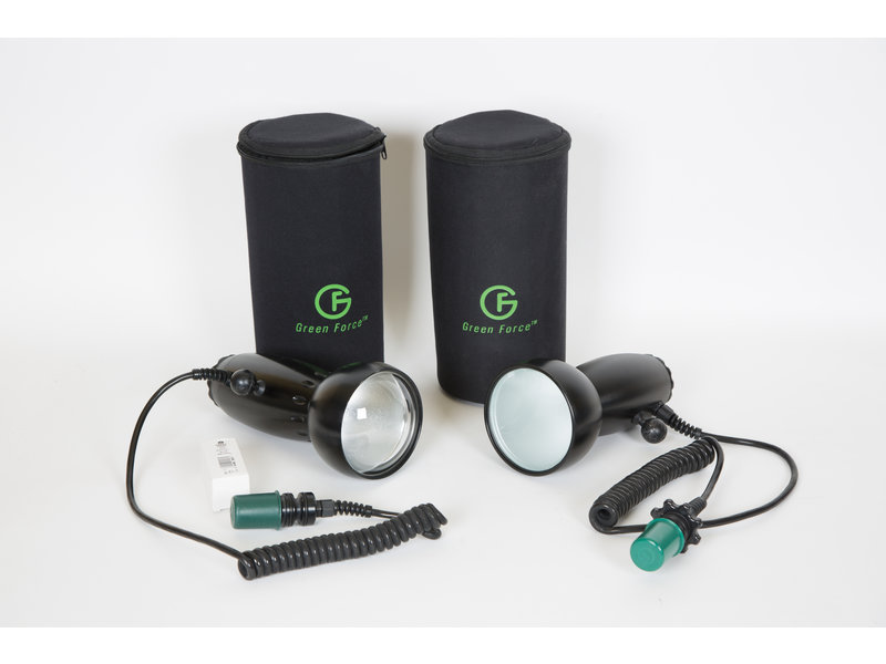 Green Force  Squid -Set- HID-250, 35W / 3200lm HID 110°