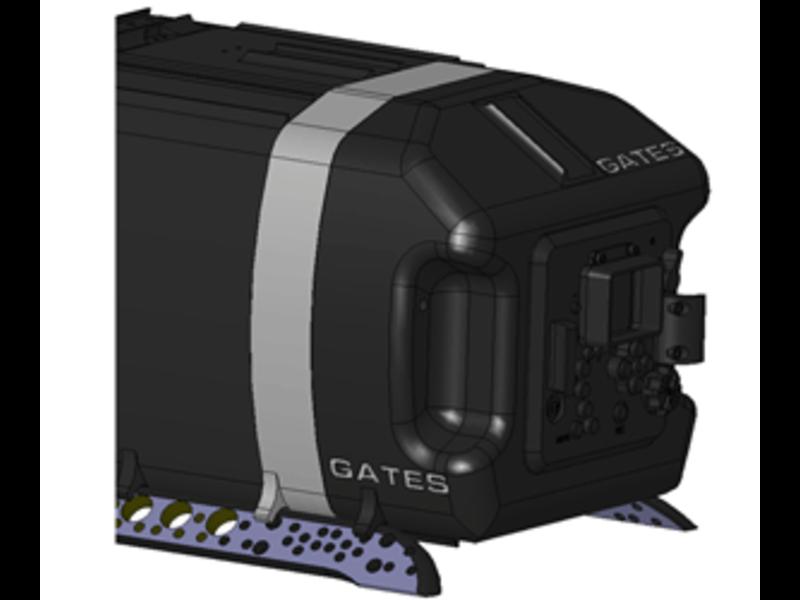 Gates Underwater Products Shell Extension für Gates Housing Weapon, Dragon, Epic ...