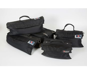 Manfrotto Sandsack G100 + G200 Sandsäck - Set 5 Stück