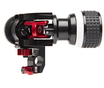 Zacuto Z-Drive - Universal direct drive Follow Focus