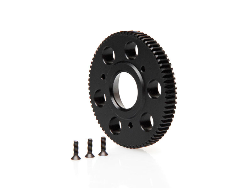 Zacuto 60mm Z-Drive Gear inkl. 3 Schrauben