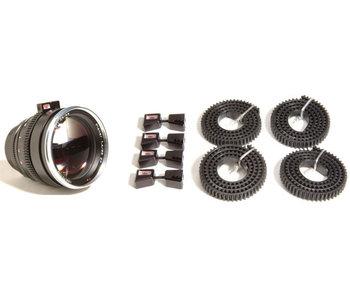 Zacuto ZipGear Prime Lens Kit #Z-ZG-PLK4
