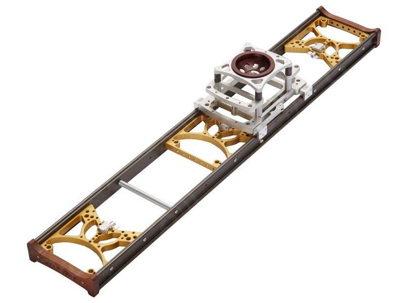 MYT WORKS Medium Glide Slider 6ft. rail length 100mm Bowl #1032