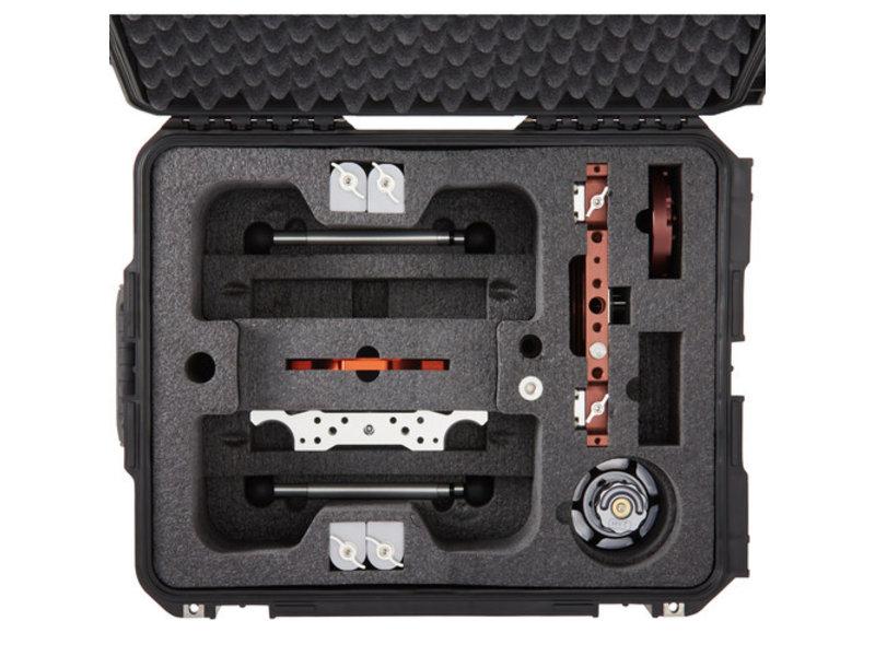 MYT WORKS Custom Hard Carrying Case for Level 5 Kit , # 1173