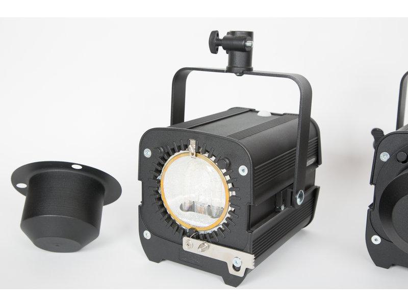 Hedler F-250 Systemlicht / Set inkl. Zubehör