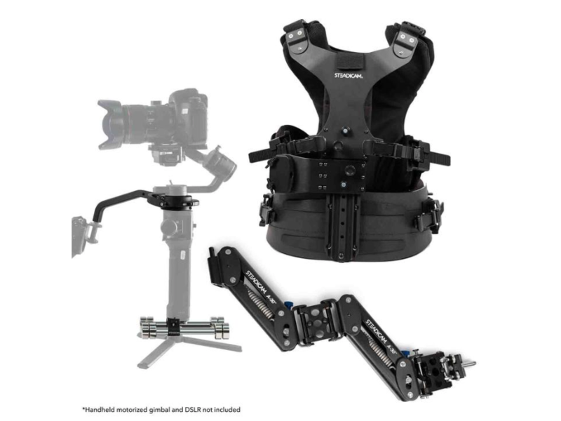 Steadicam Steadimate-S 30 System inkl. A-30 Arm & Vest