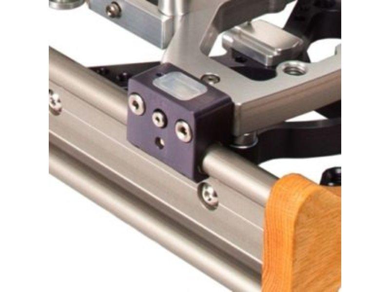 MYT WORKS Medium Camera Slider 4ft. rail length 75mm Bowl #1350