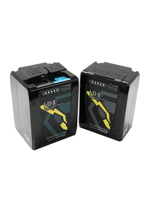 IDX Imicro-150 - 145 Wh Lithium-Ionen Akku, 14,4 V