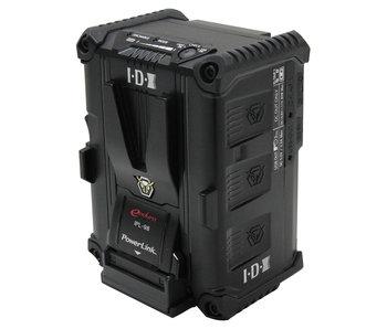 IDX IPL-98 - Stapelbarer V-Mount Akku, 95WH, 14,4V
