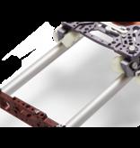 "MYT WORKS, Inc. 2x 5' Polished Speed Rail, Length: 60"""