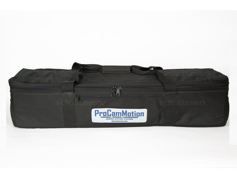 ProCam Motion Dolly Kit, Länge 4 Meter, Schienen inkl. Tasche