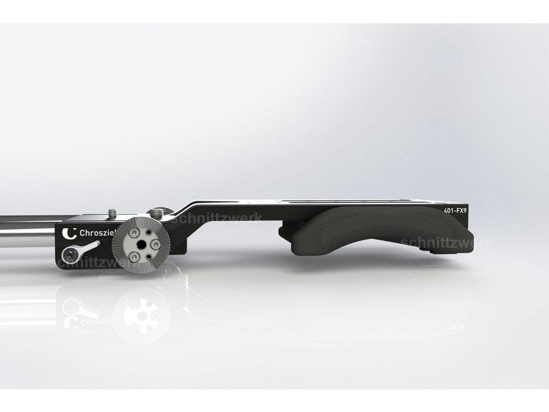 Chrosziel Leichtstütze für Sony PXW-FX9 Kameramodell