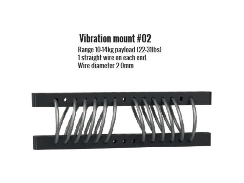 Flowcine Black Anti-Vibration-Mount No.2