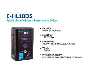 IDX E-HL10HS Akku
