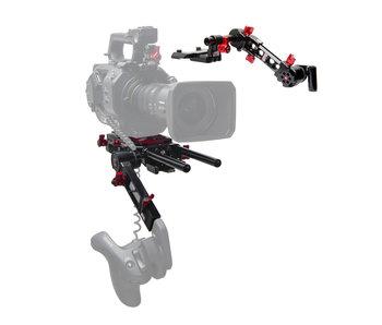 Zacuto Sony FX9 Recoil Pro, # Z-SX9-P2
