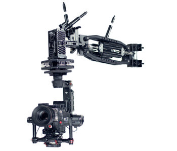 Flowcine Black Anti-Vibration-Mount No.5