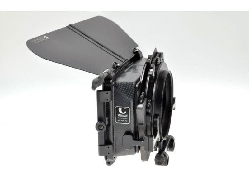 MatteBox 450 / 114mm mit 2-fach Filterbühne