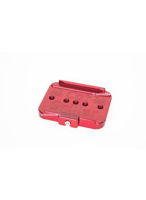 Cam-Tec Cat-Griller universal Stativ-Adapter Platte