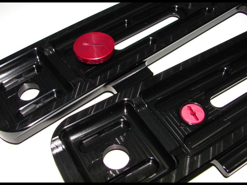 Cam-Tec  V-Mount snap plate for Clipper, Archer, Zephyr