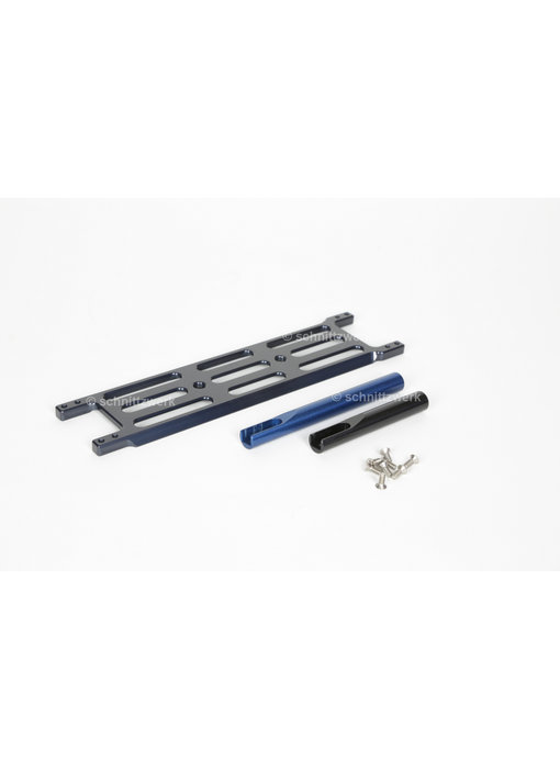 Cam-Tec Dovetail Zephyr, Clipper, Archer / camera base plate