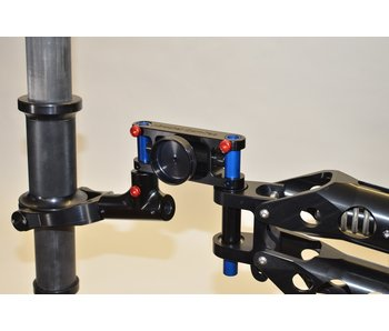 "Catgriller J-Bracket - 5/8"" Arm post rods"