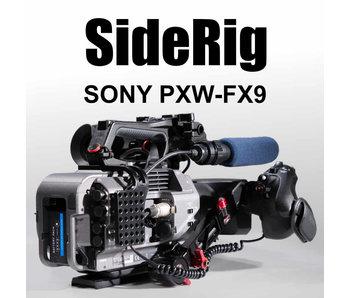 Hartung-Camera Side Rig FX9 für Sony PXW-FX 9 Kamera