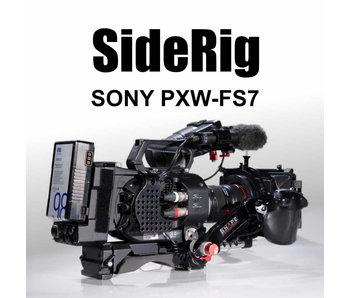 Hartung-Camera Side Rig FX7 für Sony PXW-FX 7 Kamera