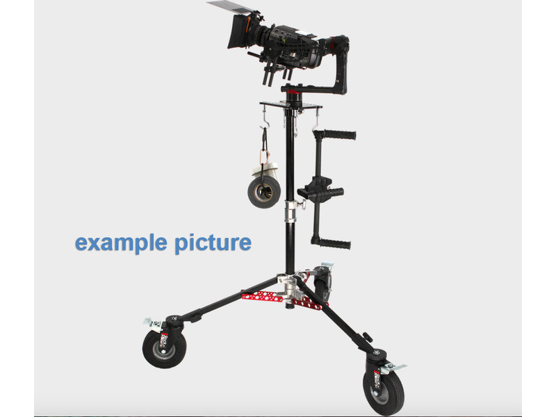 Heavy Duty Stand for Steadicam with 16mm spigot