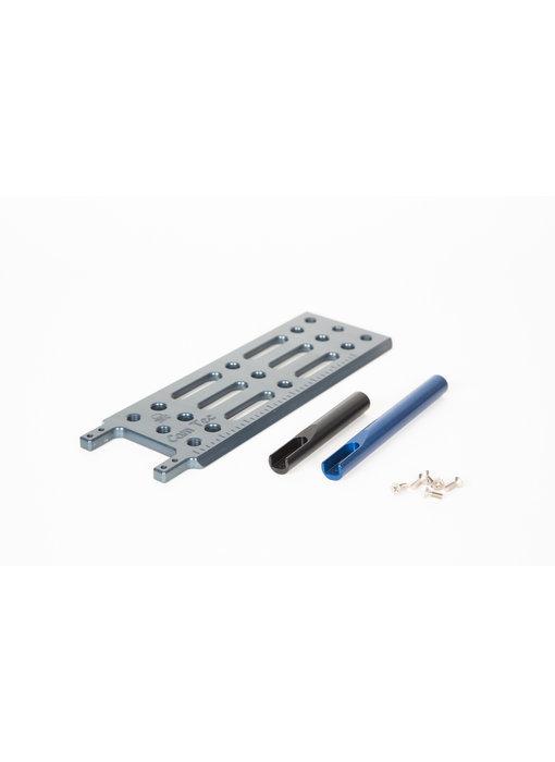 Cam-Tec Long 3-row plate