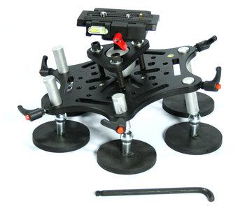 Hartung-Camera RoboMount set, complete including case