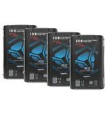 IDX CUE-H180 ( 4 Stück ) Endura, 179Wh, D-Tap