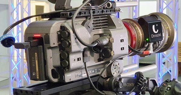 News from the  Chrosziel Lab ! - new Motor Zoom Servo Drive