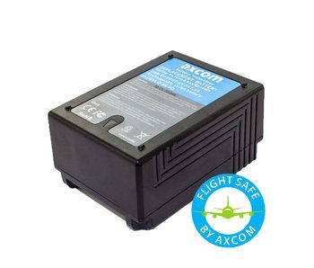 Axcom U-CSVLO-95-UD - Li-Ion Micro Akku,9,II,(E) für Sony V-Lock