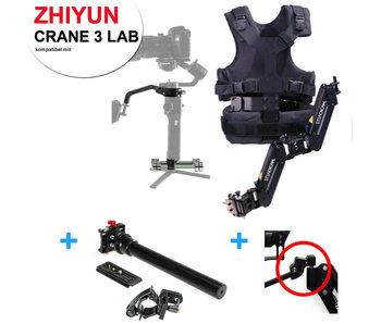 Steadimate-S 15 -SET- usable with Zhiyun Crane 3 Lab Gimbal