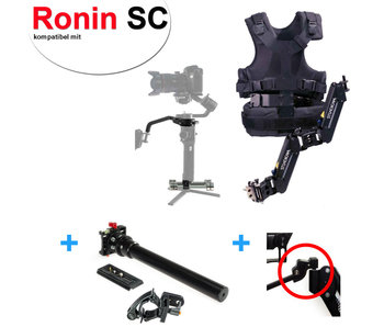 Steadimate-S 15 -SET- compatible with Ronin SC Gimbal